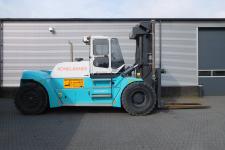 Mechanische heftruck 25.000 kg