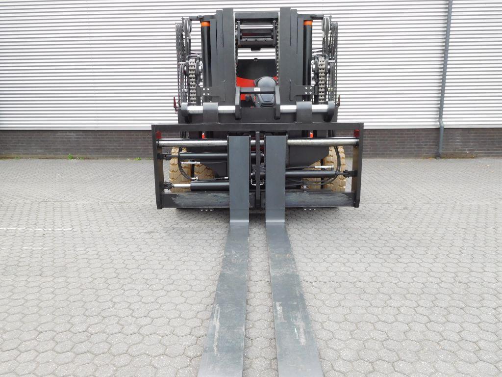 Uitbreiding huurvloot met 12 tons zwaar elektrische containermachine!