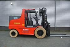 Electric Forklift 15.000 kg