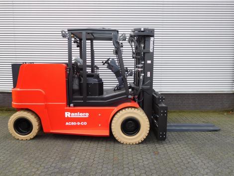 3406_Raniero AC80-9-CO 8000 kg @ 900 mm zwaar elektrische heftruck (22)