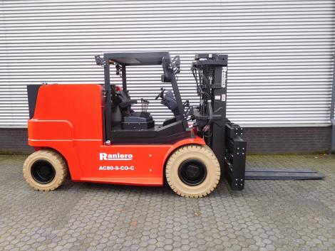 3407_Raniero AC80-9-CO-C 8000 kg @ 900 mm zwaar elektrische heftruck container (11)