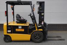 Elektrische heftruck 3.000 kg