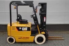 Electric Forklift 2.500 kg