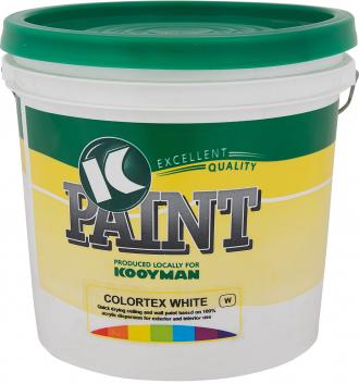 Kooyman Colortex Exterior Wall Paint
