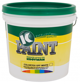 Kooyman Colortex Off White Wall Paint