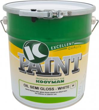 Kooyman Oil Semi-gloss