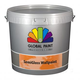 SemiGloss Wallpaint