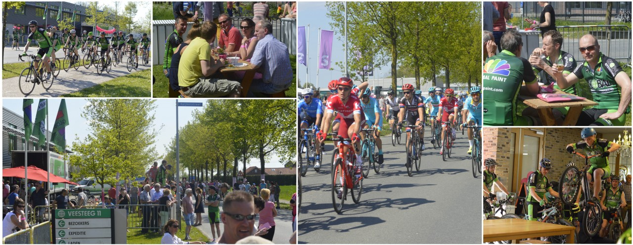 Giro d'italia bij Global Paint