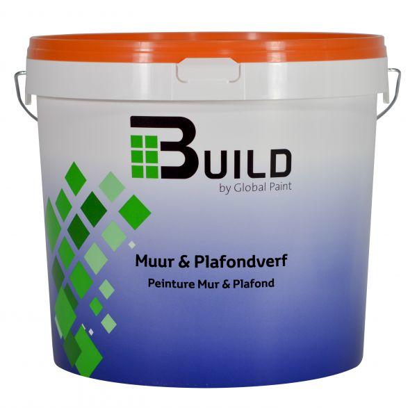 Muurverven | Buildverf by Global Paint