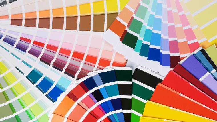 Het kiezen van de juiste kleur