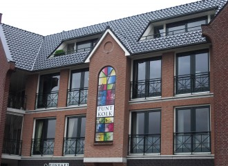 Appartementencomplex 'De Puntkolk' Vroomshoop