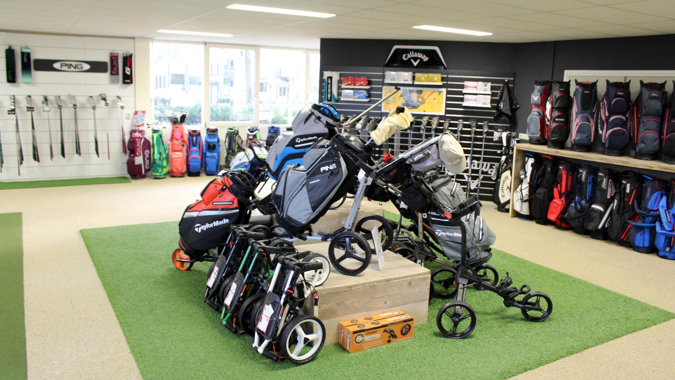 Golfwinkel