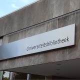 Gevelbord Universiteitsbibliotheek