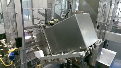 Machine afschermingen