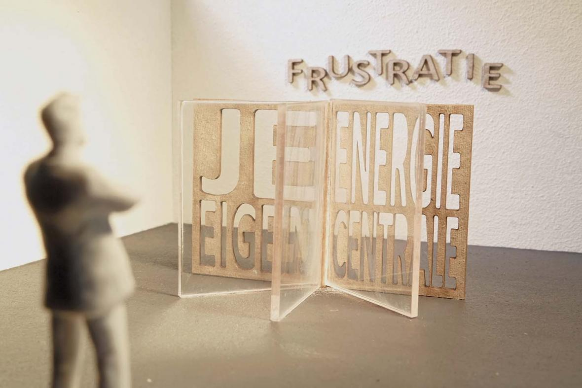Frustratie: je eigen energiecentrale