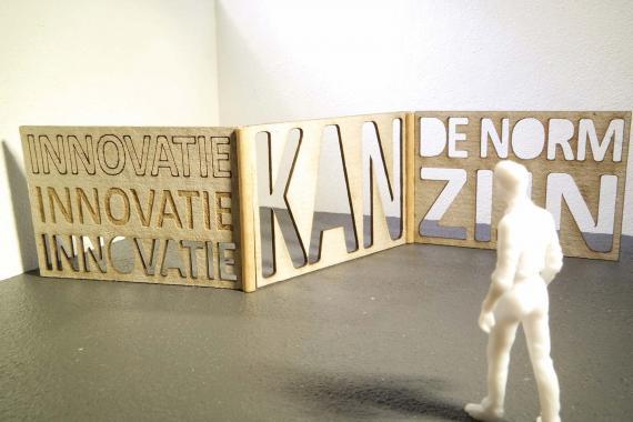 Innovatie kan de norm zijn