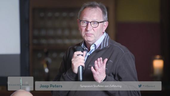 Jaap Peters over 2800 medewerkers die in één week zelfsturend werden