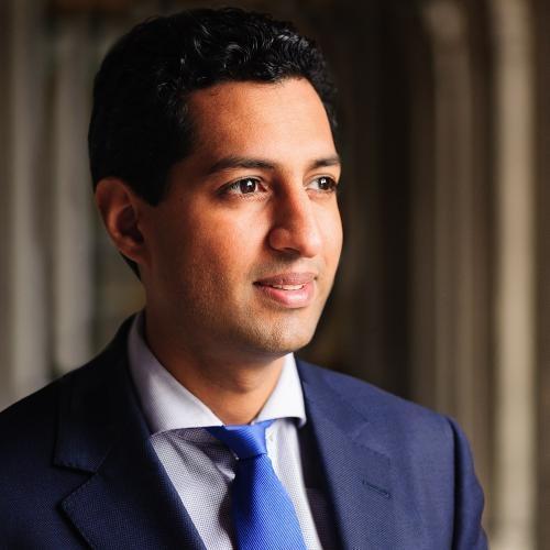 Munish Ramlal start bij Haagse Beek als adviseur