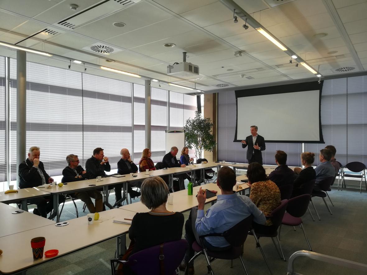 Innovatie in publieke organisaties vraagt om ruimte én structuur