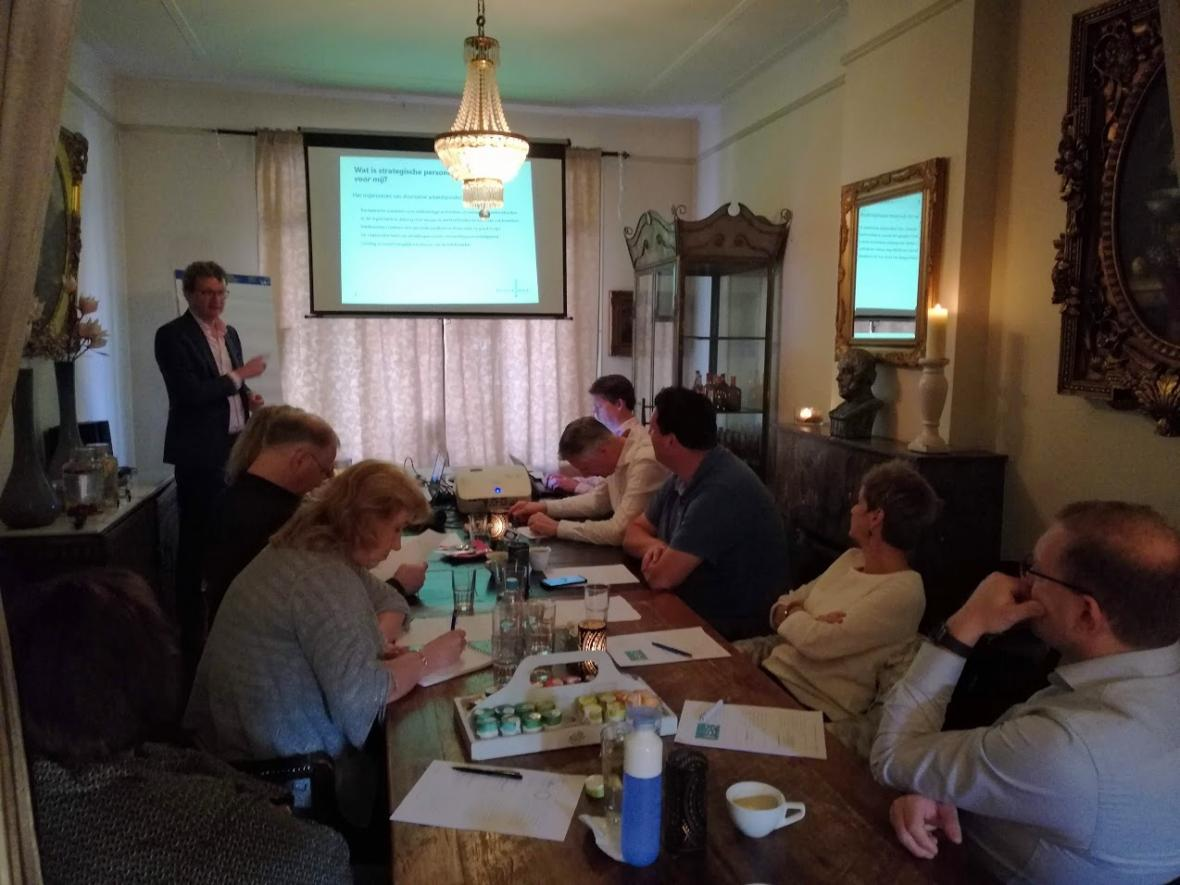 Training Strategische personeelsplanning 3.0: anders leren kijken