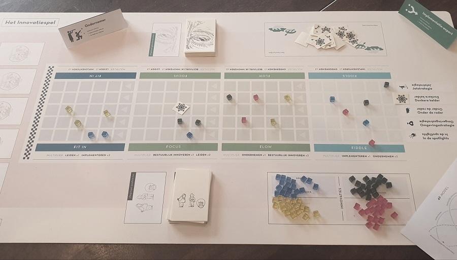 Het Haagse Beek Innovatiespel (nu ook online versie)