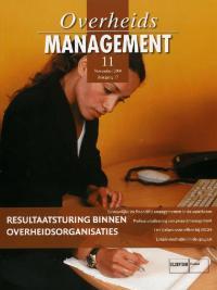Resultaatsturing binnen overheidorganisaties