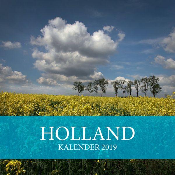 HOLLAND kalender 2019