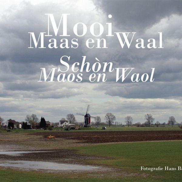Boek mooi Maas & Waal per post