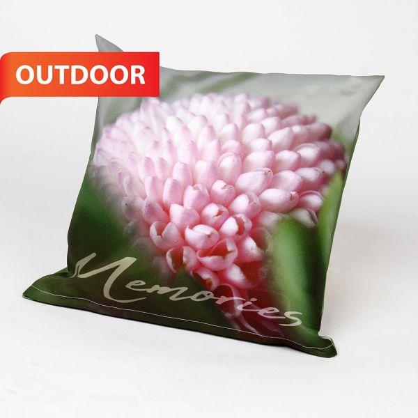 HUGS sierkussen outdoor Chrysant