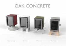 Wanders Oak Concrete