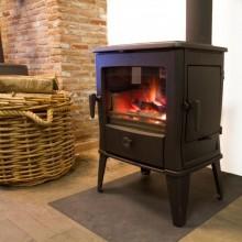 Selecta Maxim 45 M hout/kolenkachel