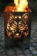 Vuurkorf wolf