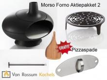 Morso Forno Pizza Oven aktiepakket 2