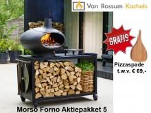 Morrso Forno Pizza Oven aktiepakket 5