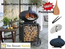Morso Forno Pizza Oven aktiepakket 4
