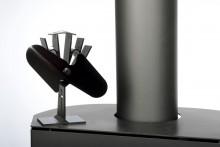 Houtkachel ventilator Varde