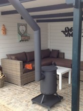 Burnies Topper Veranda (2x 45)
