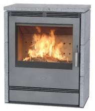Fireplace Ronky speksteen TWEEDEHANDS GERESERVEERD