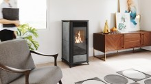 Nordic Fire Thorsby staal