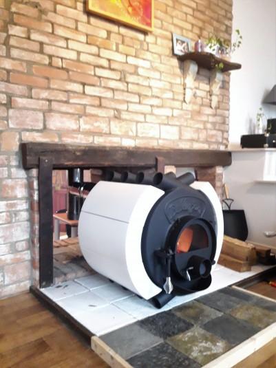 bullerjan free flow ff17 keramiek houtkachels en. Black Bedroom Furniture Sets. Home Design Ideas