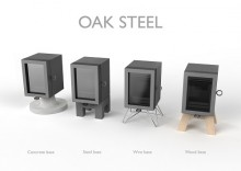 Wanders Oak Steel