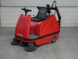 CLEANING MECLEAN Buster 1100 TTE