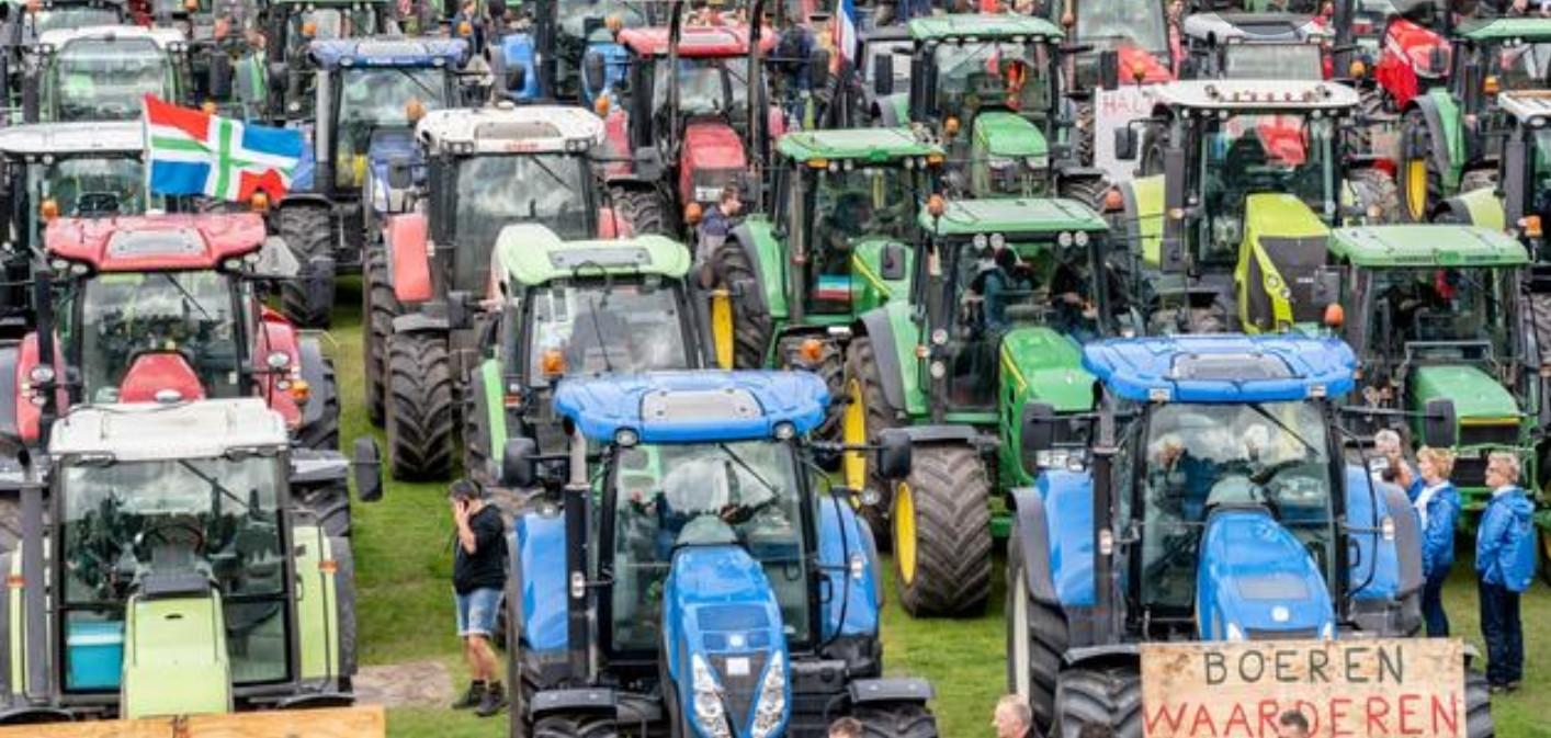 Boeren, raak de sympathie niet kwijt