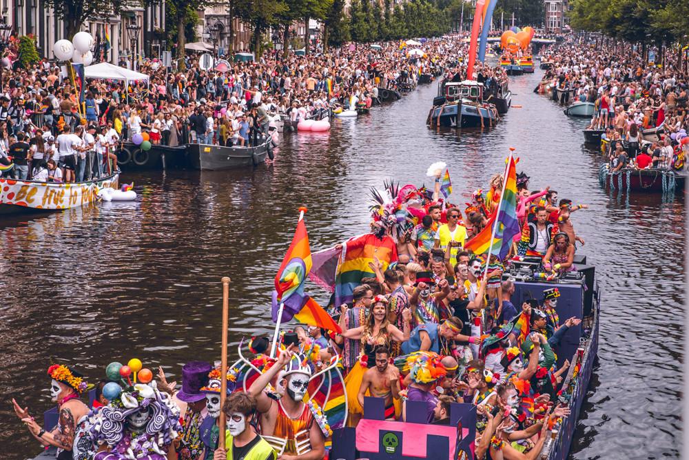 JOVD Amsterdam: Vrijheid van meningsuiting in kritieke toestand bij 'inclusief' COC Amsterdam