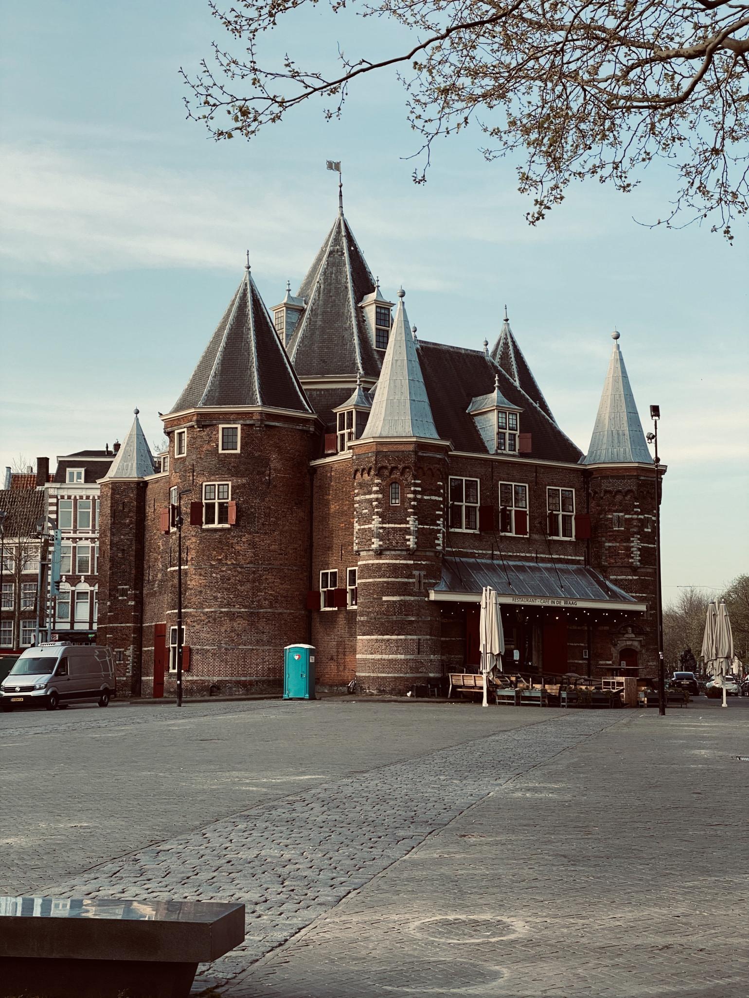 JOVD Amsterdam: Geef Amsterdamse horecaondernemers letterlijk en figuurlijk meer ruimte