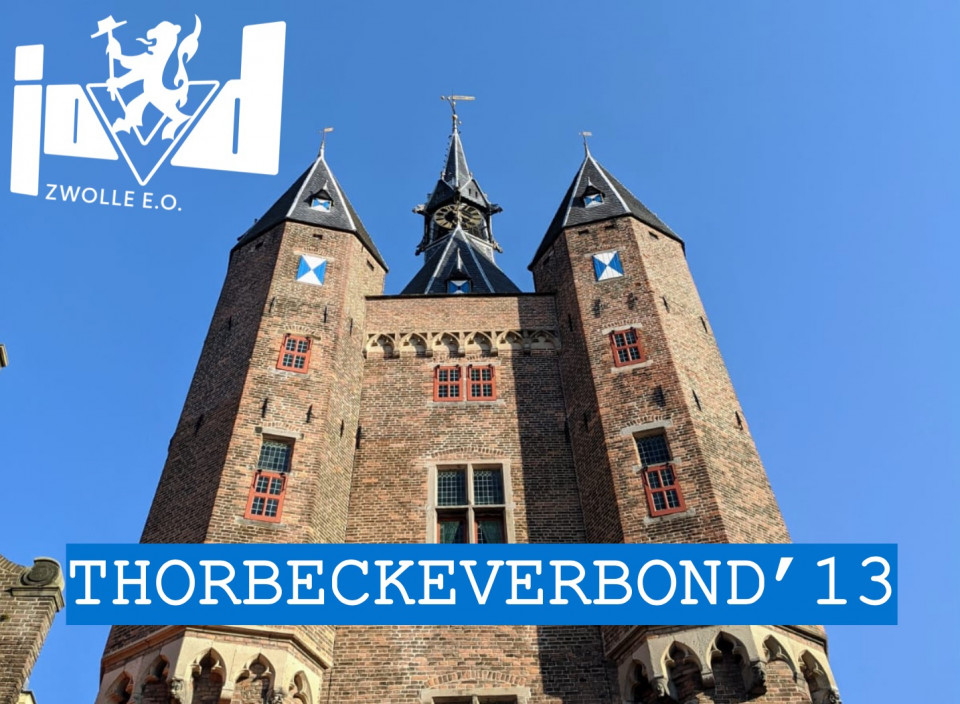 Thorbeckeverbond '13