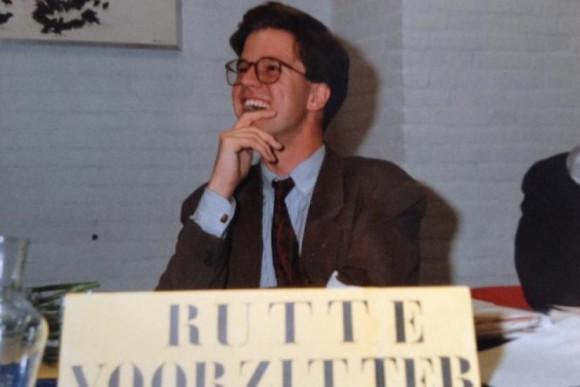 Mark Rutte wordt landelijk voorzitter