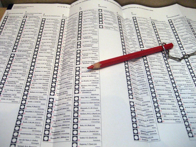 Persbericht: Leeftijd burgerraadslid moet achttien blijven