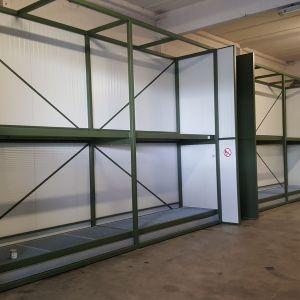 2 crossdocking voorzieningen voor Neele-Vat Logistics in Hoogvliet