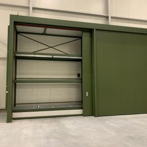 Nieuwbouw project Best Global Logistics te Rozenburg (Schiphol)